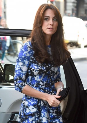 Kate Middleton - Bafta Headquarters in Piccadilly London