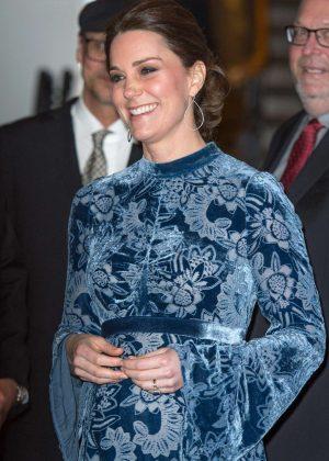 Kate Middleton - Celebrate Swedish Culture in Stockholm