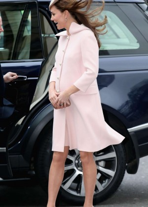 Kate Middleton - Commonwealth Day Service At Westminster Abbey in London