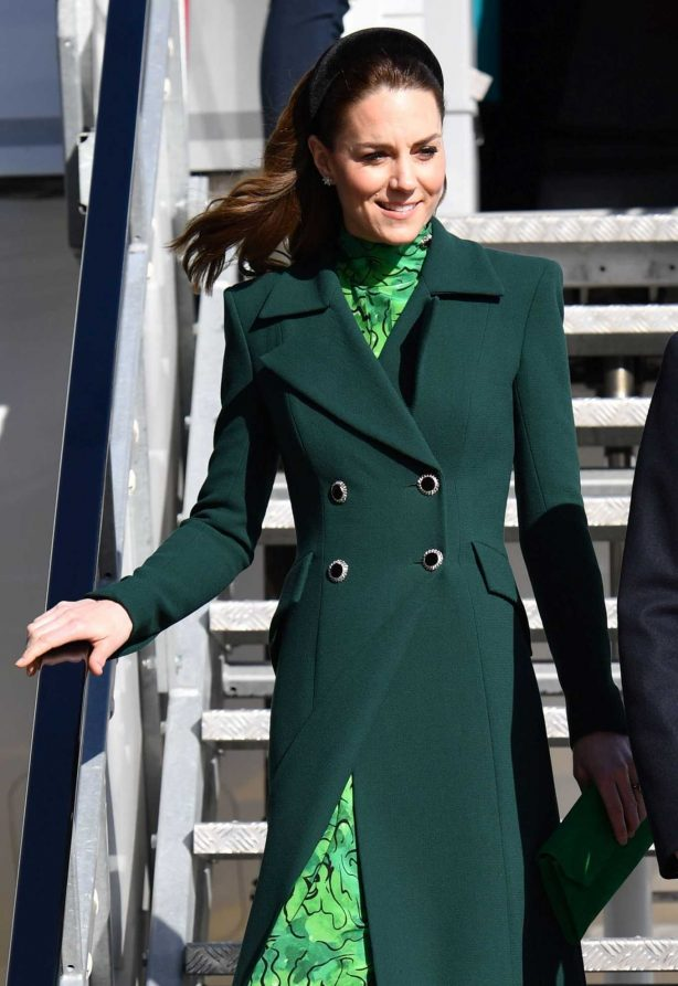 Kate Middleton - Day one of her Royal visit Dublin