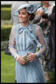 Kate Middleton - Day one of Royal Ascot in Ascot
