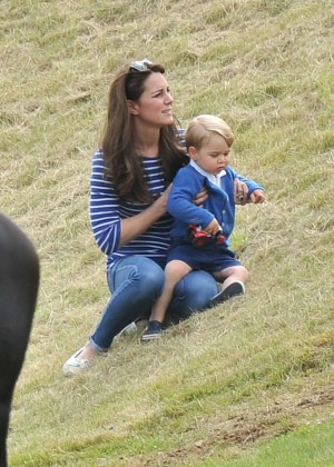 Kate Middleton Booty in Jeans -55