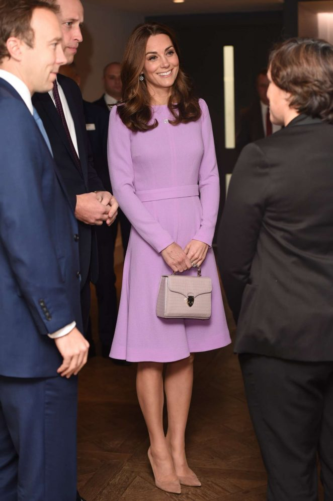 Kate Middleton - First Global Ministerial Mental Health Summit in London