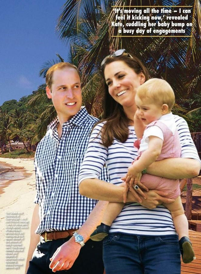 Kate Middleton - Hello UK Magazine (February 2015)