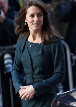 Kate Middleton - ICAP Charity Day in London