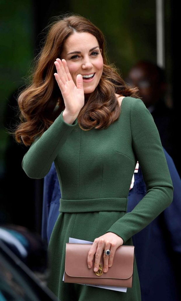 Kate Middleton: New Center of Excellence Opening -05