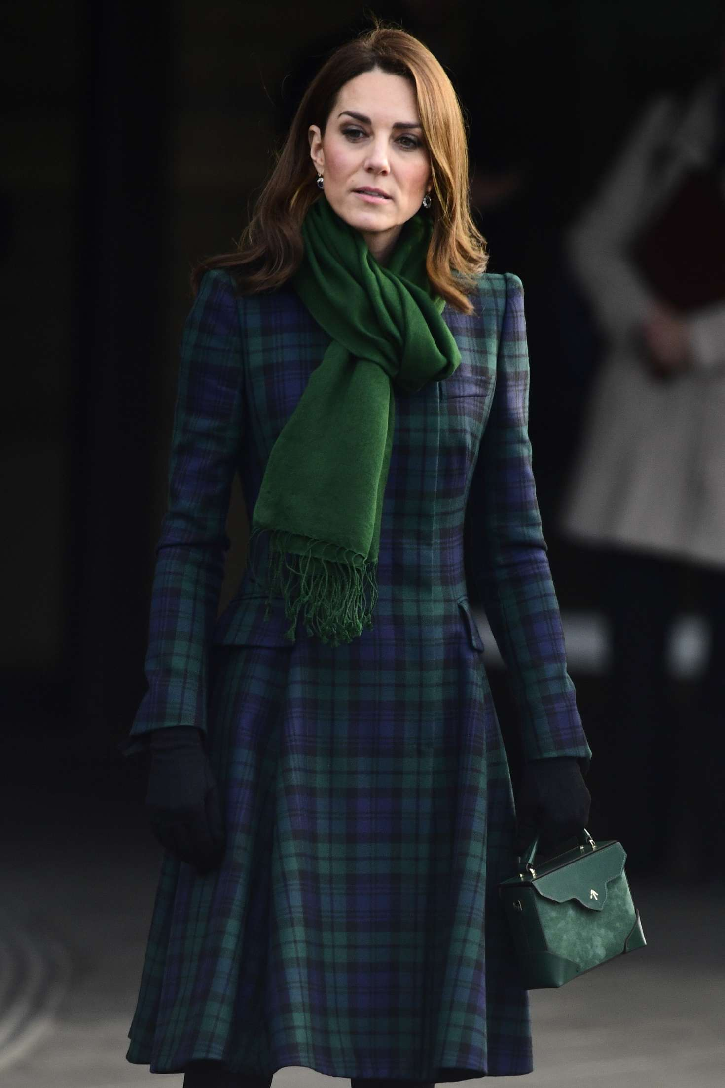 Kate Middleton Opens V Amp A Dundee In Dundee Gotceleb