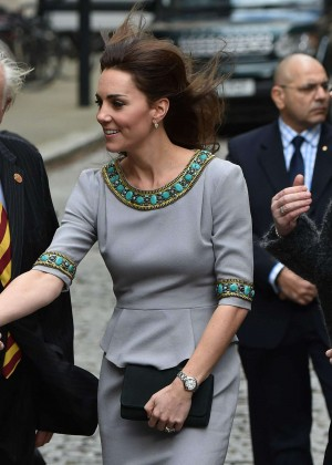 Kate Middleton - Place2Be Headteacher Conference in London