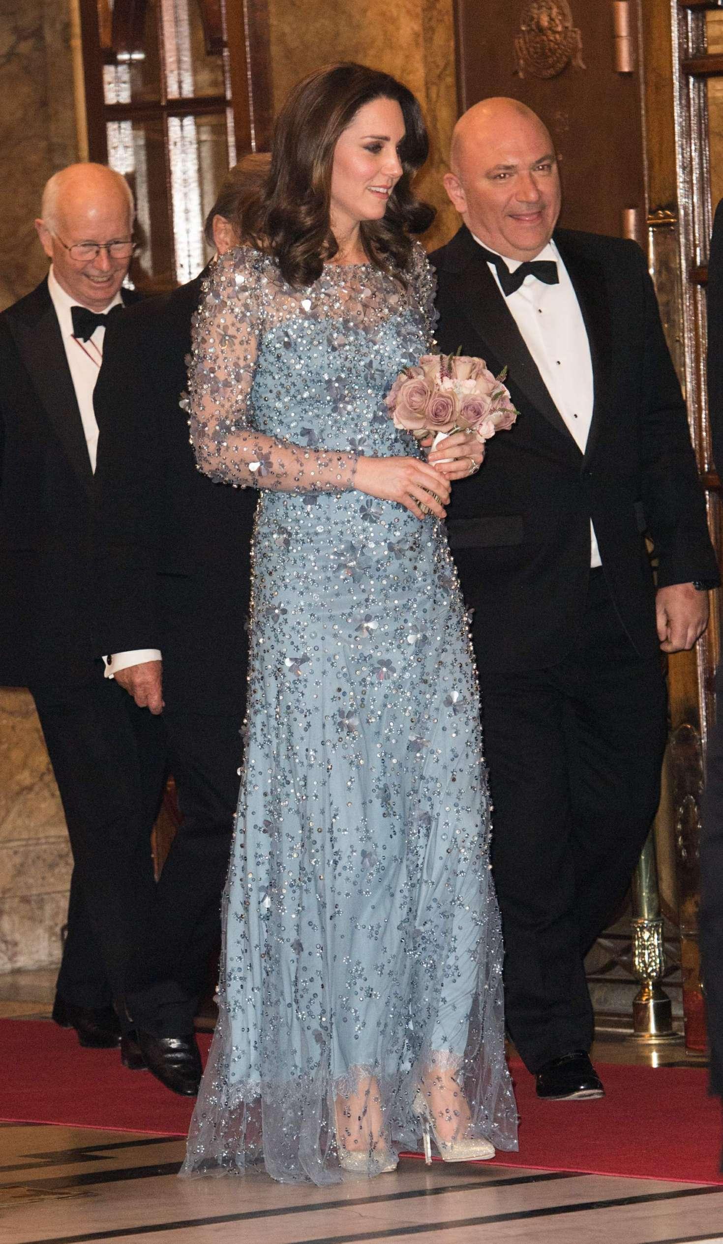 Kate Middleton Royal Variety Performance Show 12 Gotceleb