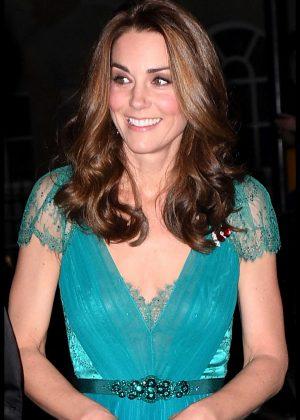 Kate Middleton - Tusk Conservation Awards 2018 in London