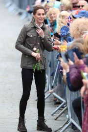 Kate Middleton - Visit Keswick Market Place during a visit to Cumbria in Keswick