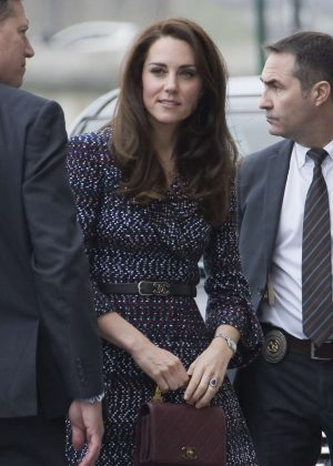 Kate Middleton visit 'Musee d'orsay' in Paris