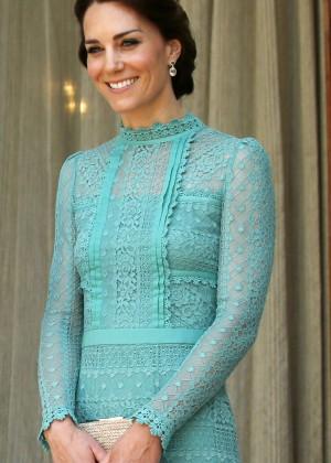 Kate Middleton - Visited the Prime Minster in Dehli