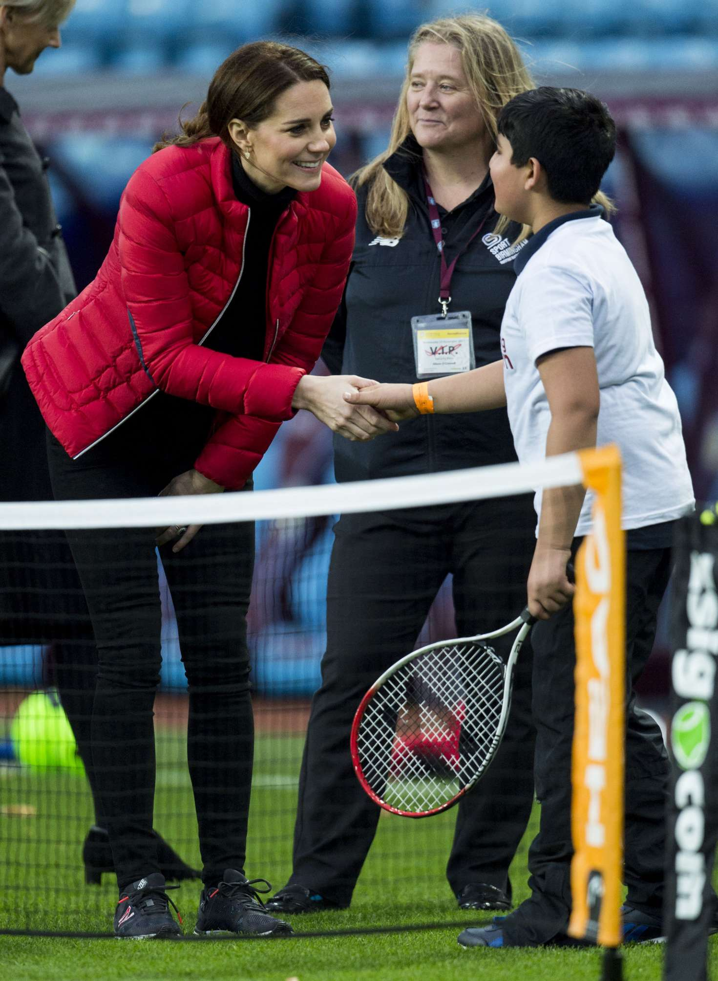 Kate Middleton Visits Aston Villa Football Club 08 Gotceleb