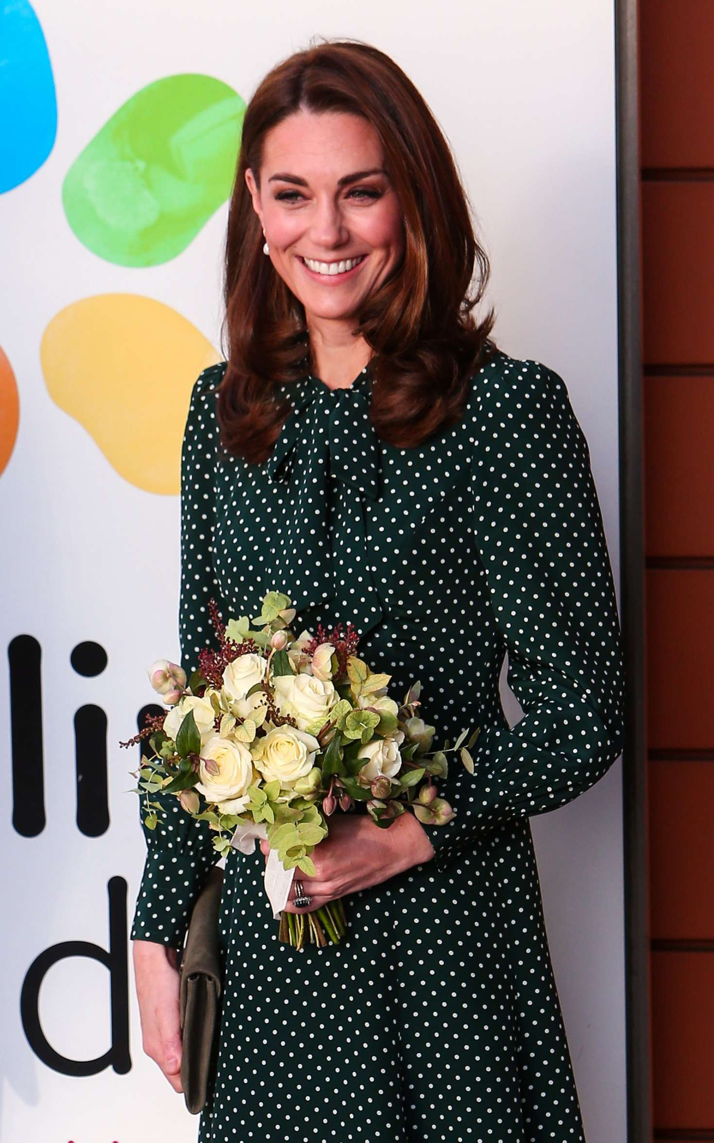 Kate Middleton – Visits Evelina London Children's Hospital in London