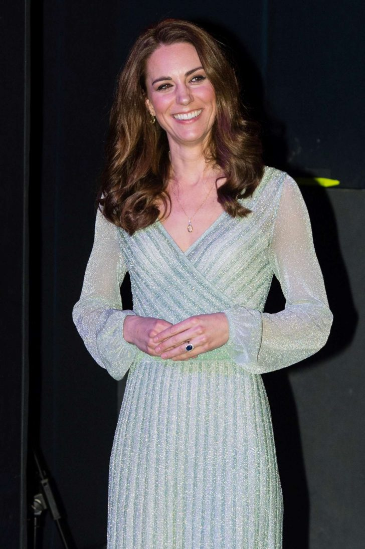 Kate Middleton - Visits the Empire Music Hall in Belfast