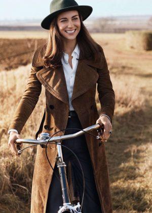 Kate Middleton Vogue Uk Magazine June 2016 Adds Gotceleb
