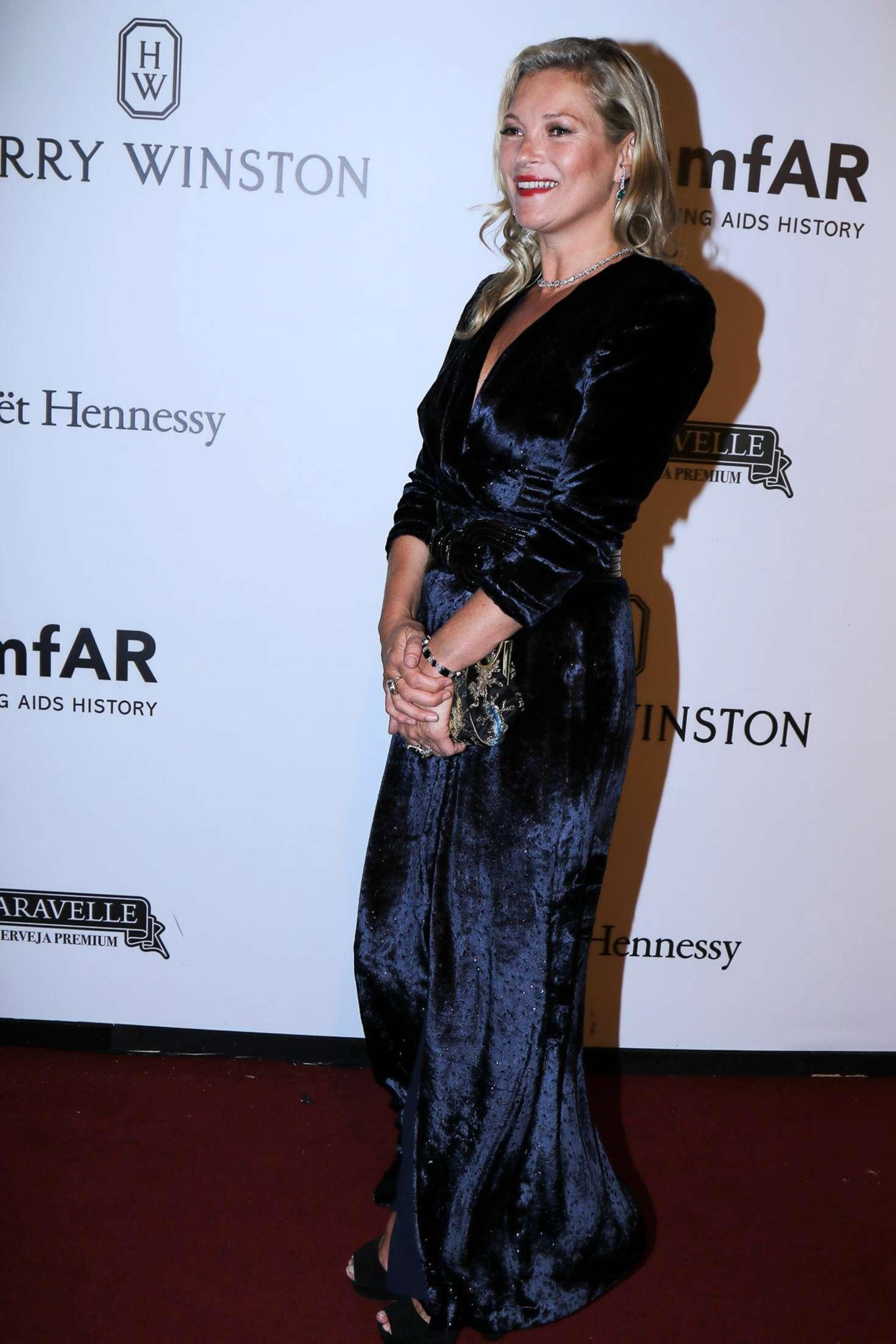 Kate Moss: 2017 amfAR Inspiration Gala -01 - Full Size