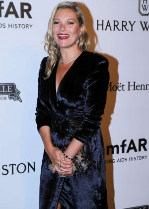 Kate Moss - amfAR's 24th Cinema Against AIDS Gala in Cannes