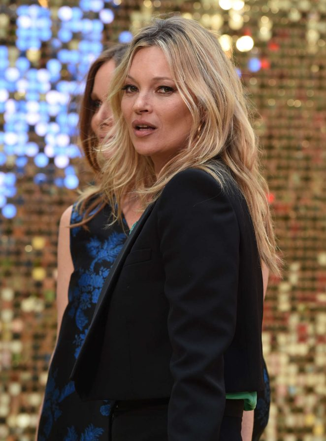 Kate Moss and Stella McCartney: Absolutely Fabulous The Movie UK Premiere -12