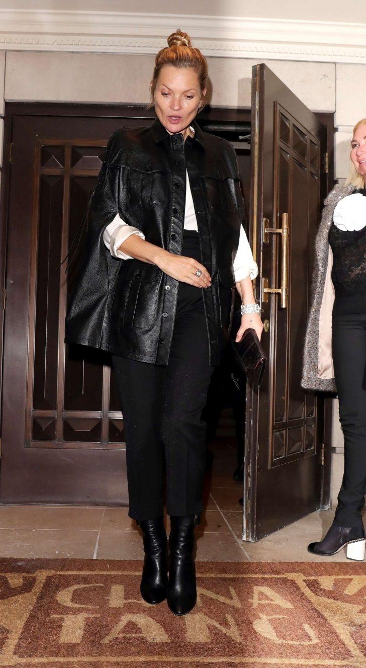 Kate Moss at Meg Mathews birthday party -05