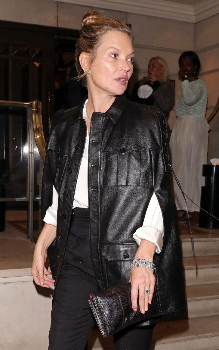 Kate Moss at Meg Mathews birthday party -06