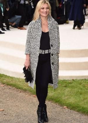 Kate Moss - Burberry Prorsum Fashion Show in London