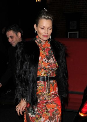 Kate Moss - Mert and Marcus: Works 2001-2014 VIP Party in London