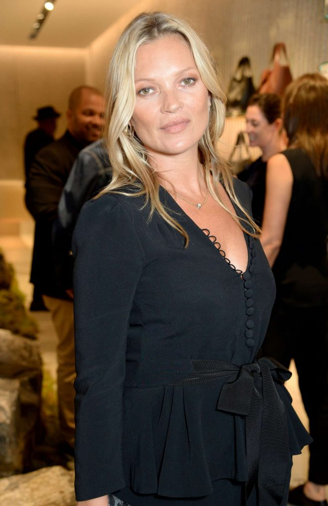 Kate Moss - Stella McCartney New Flagship Store Opening in London