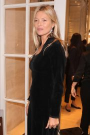Kate Moss - 'The Dior Sessions Dior Men by Kim Jones' Book Launch in London