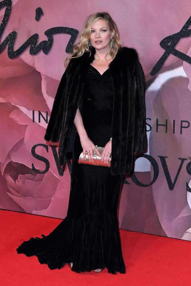 Kate Moss – The Fashion Awards 2016 in London