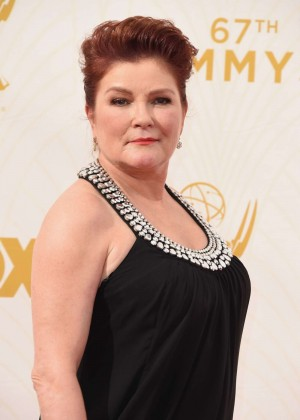 Kate Mulgrew - 2015 Emmy Awards in LA