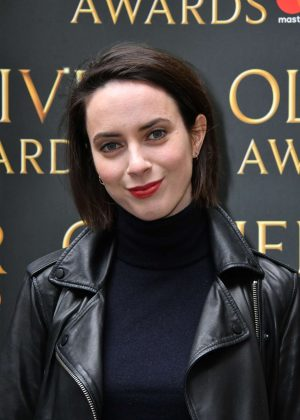 Kate O'Flynn - The Olivier Awards Nominees Luncheon in London