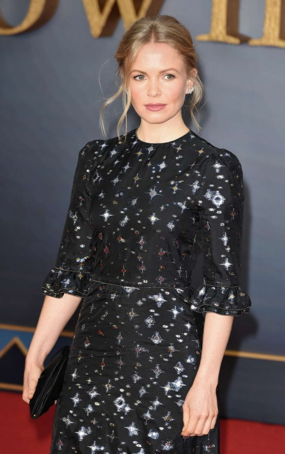 Kate Phillips - 'Downton Abbey' Premiere in London
