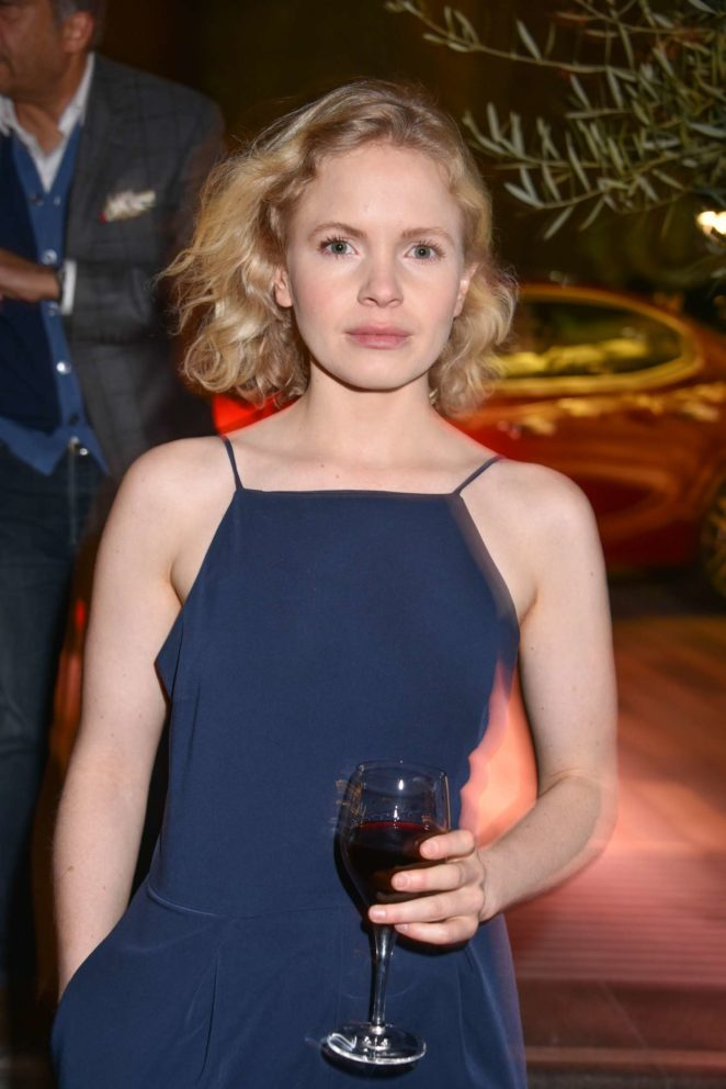 Kate Phillips - Fiume Launch in London