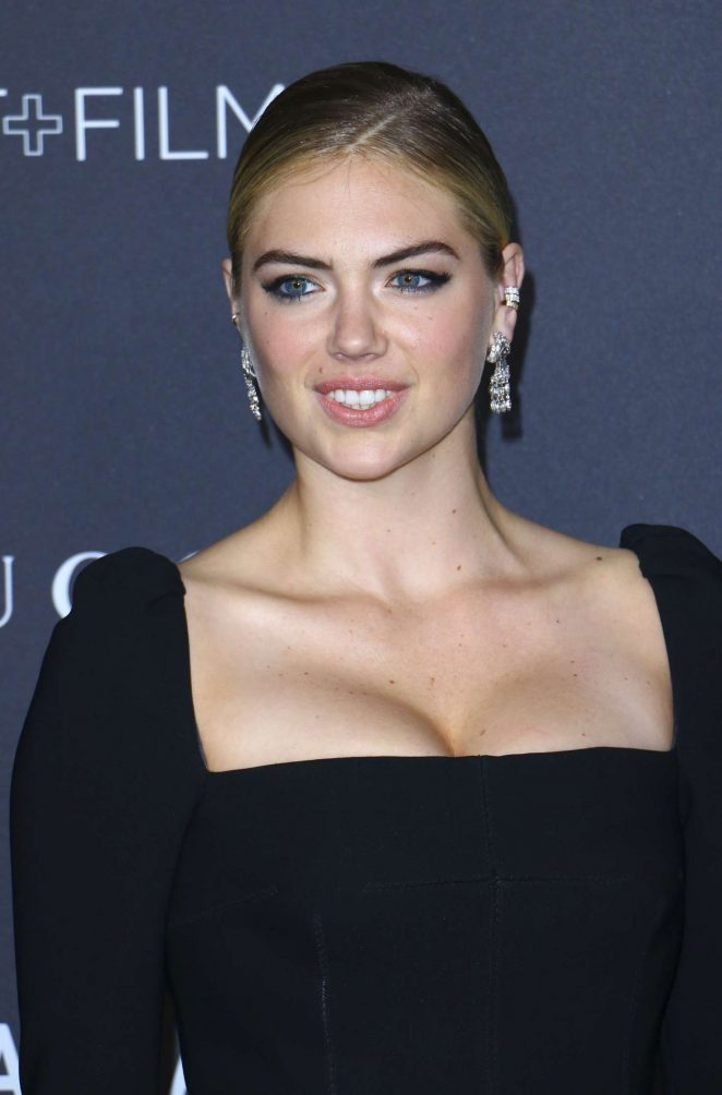 Kate Upton - 2016 LACMA Art and Film Gala in Los Angeles