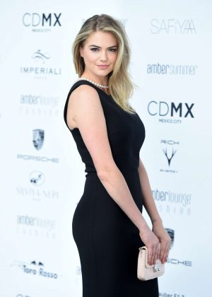 Kate Upton - 2017 Amber Lounge Fashion Gala in Monaco