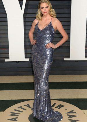 Kate Upton - 2017 Vanity Fair Oscar Party in Hollywood