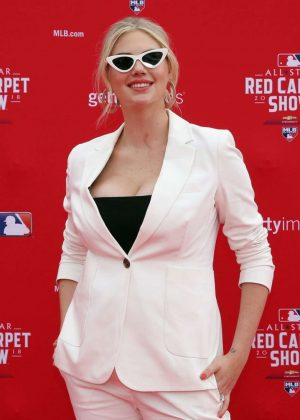 Kate Upton - 89th Mlb All-star Game in Miami