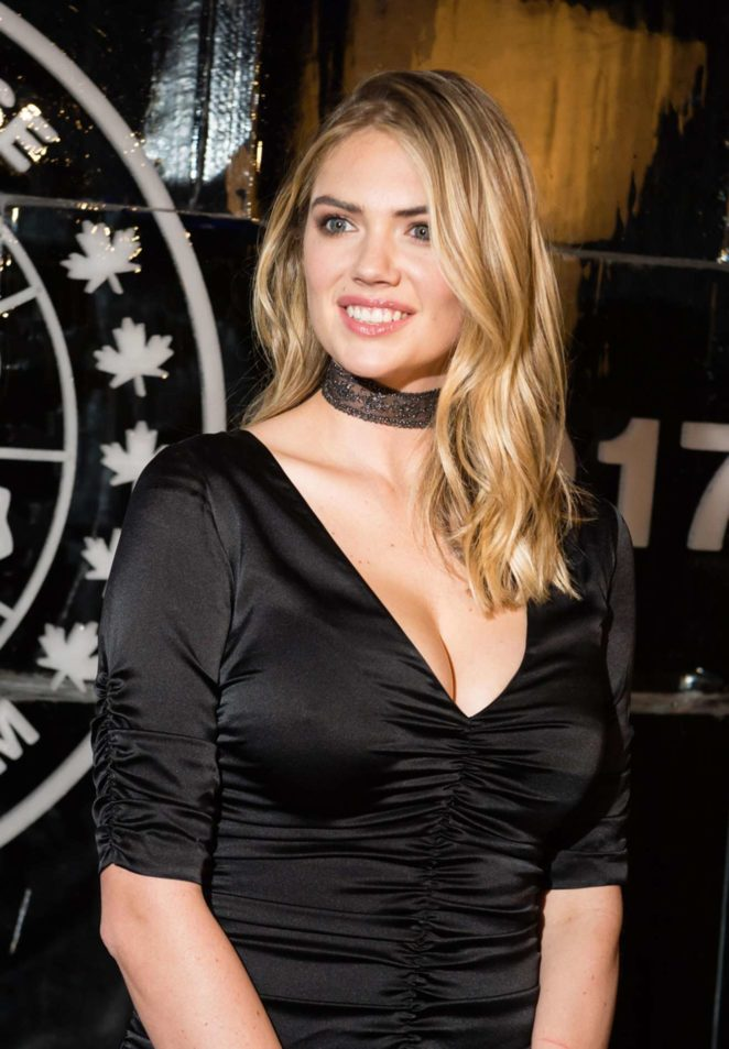 Kate Upton at Canada Goose 2017 Party in Toronto
