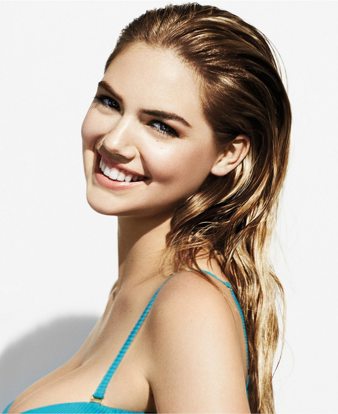 Kate Upton - Bobbi Brown Sandy Nudes Collection (May 2015)