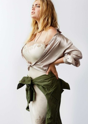 Kate Upton - CR Men's Book Issue No. 1