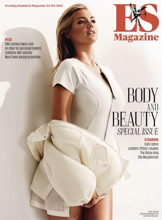 Kate Upton - ES Magazine (April 2015)