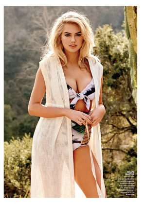 Kate Upton for Vogue Thailand (April 2017)