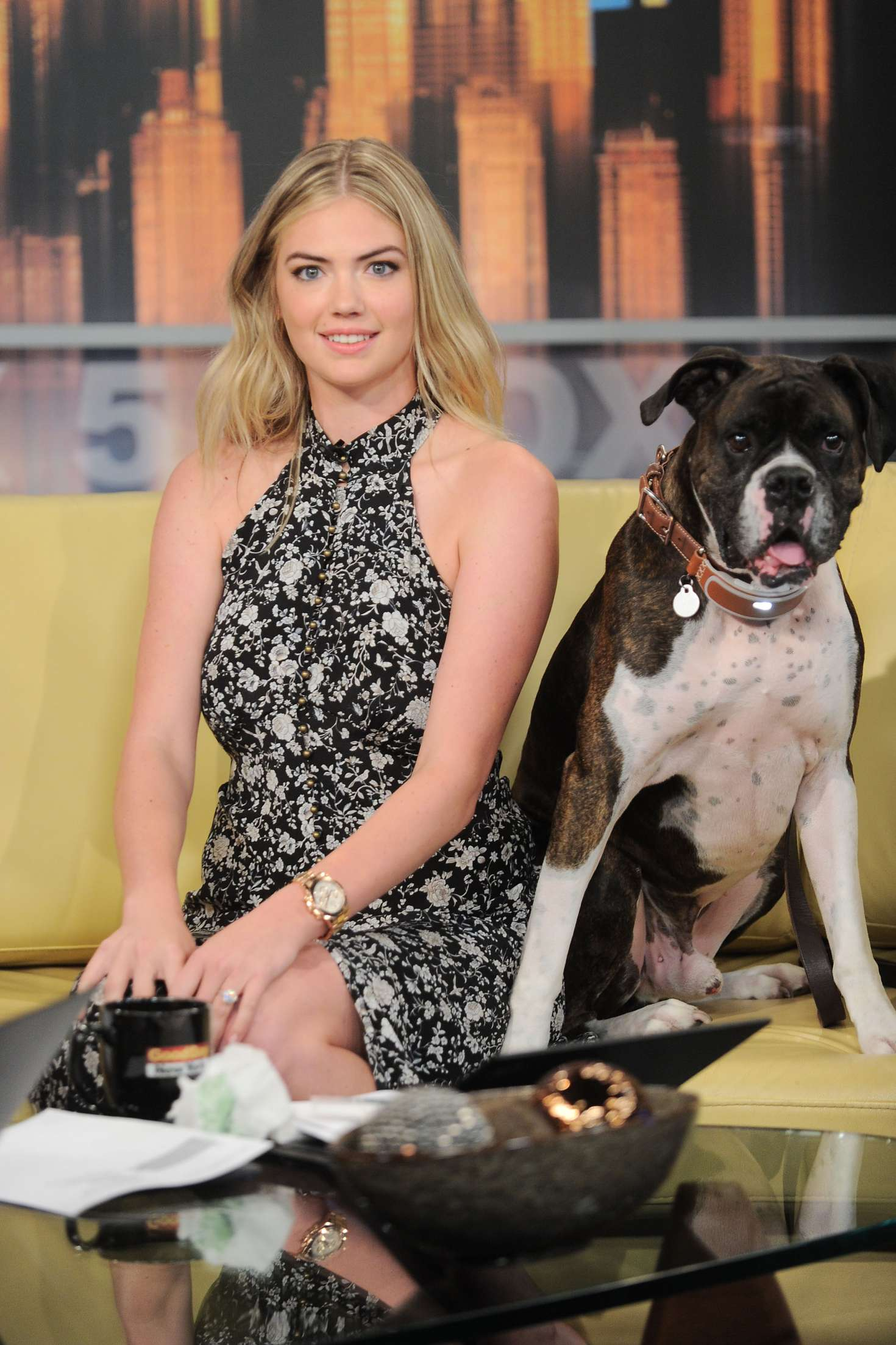 Kate Upton – 'Good Day New York' Morning Show in NY   Kate-Upton:-Good-Day-New-York-Morning-Show--12