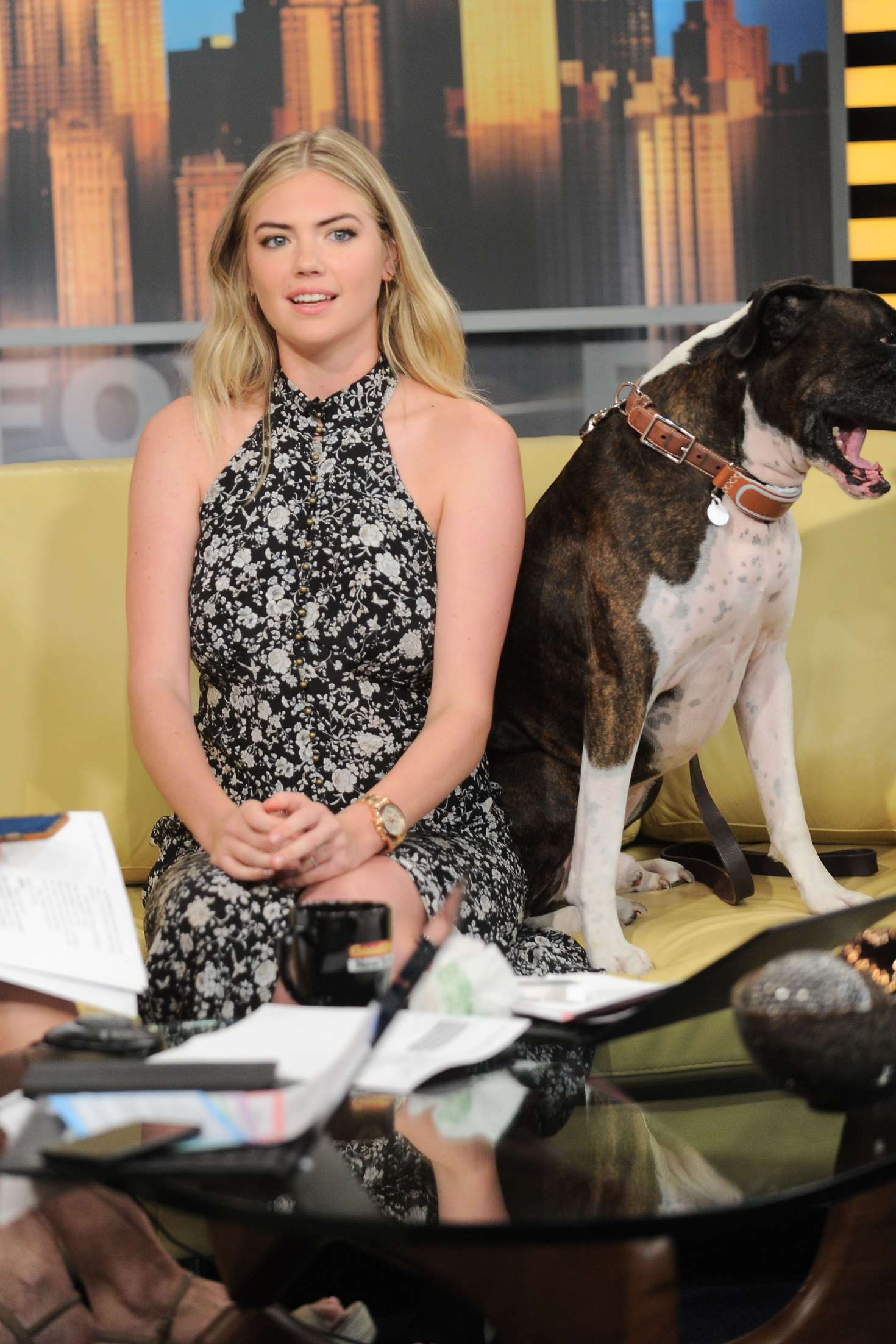 Kate Upton – 'Good Day New York' Morning Show in NY   Kate-Upton:-Good-Day-New-York-Morning-Show--17