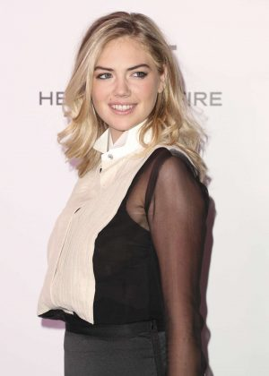 Kate Upton - Harper's Bazaar Celebrates 150 Most Fashionable Women in West Hollywood