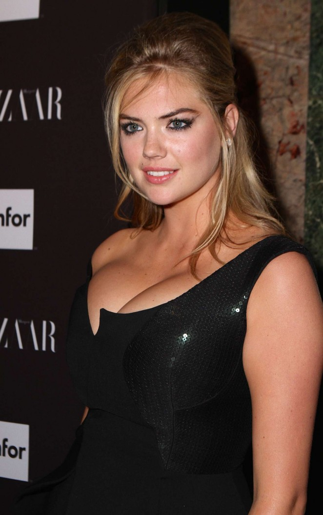 Kate Upton - Harpers Bazaar ICONS Event in NY