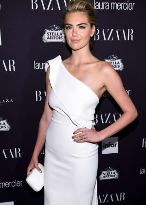 Kate Upton - Harpers Bazaar Icons Party 2016 in NYC