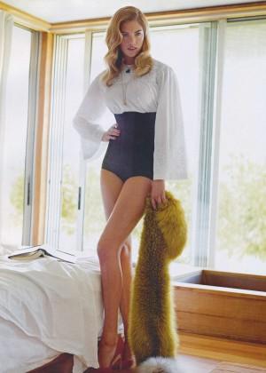 Kate Upton - Hello Fashion Magazine (August 2015)